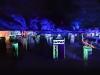 Lasertag Schwarzlicht Panorame
