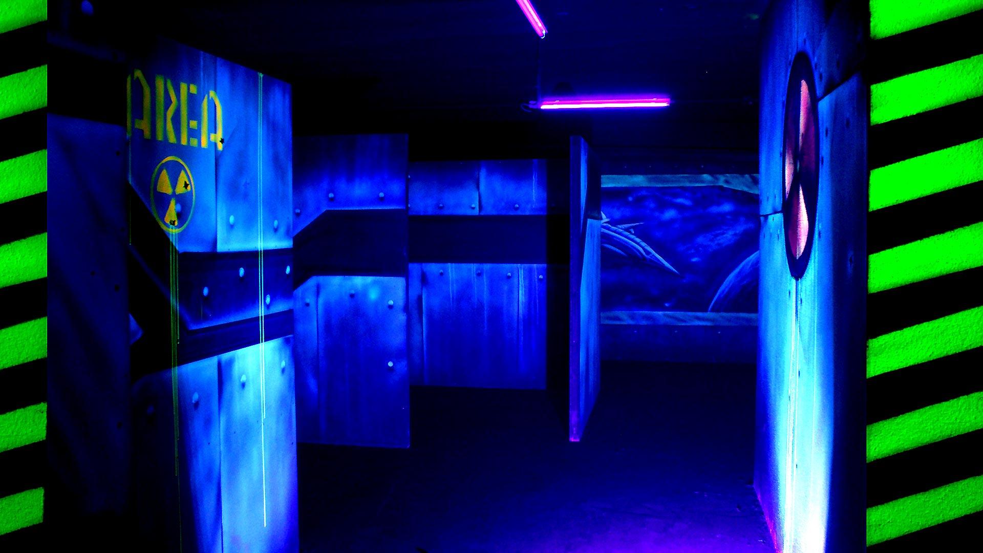 Lasertag Equipment